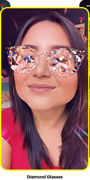 Diamond Glasses